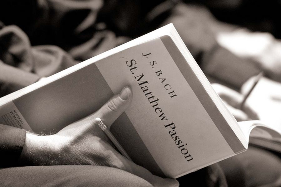 The Bach Choir: St Matthew Passion