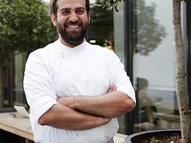 Maggie Joan's chef Maksut Askar