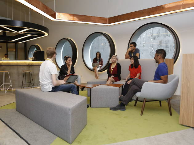 Best co-working spaces in KL