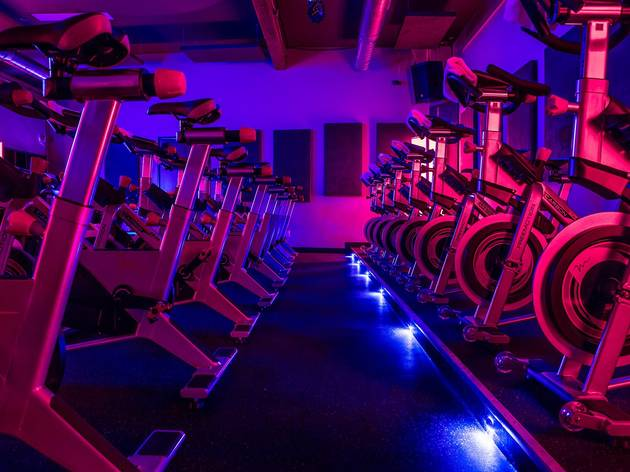 Spin class guide to L A  for butt-kicking workouts