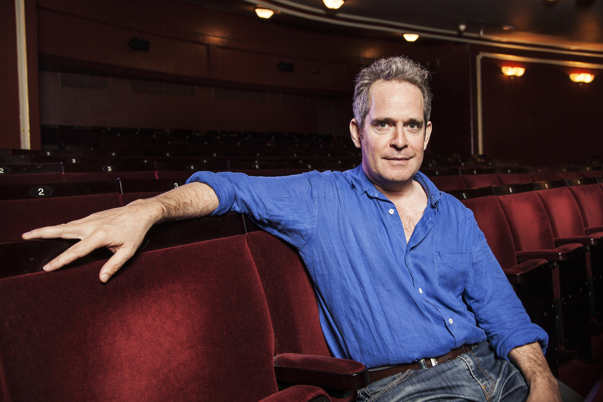 'Dick-swingingly difficult': Tom Hollander on his West End debut
