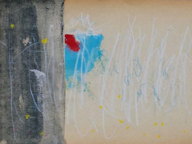 Víctor Silva. Lluny a prop fora dins paisatge pintura