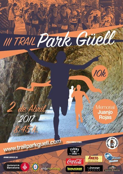 Trail Park Güell