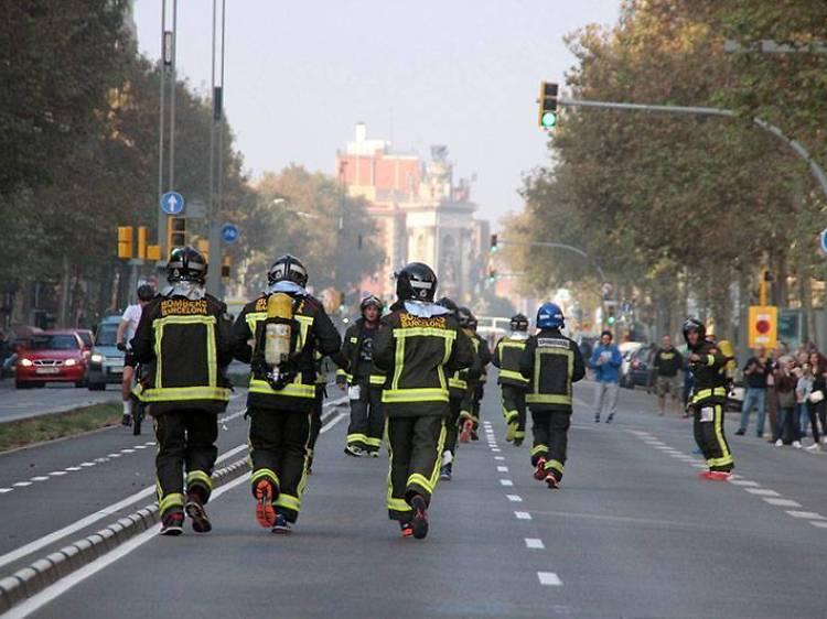 Cursa de Bombers de Barcelona