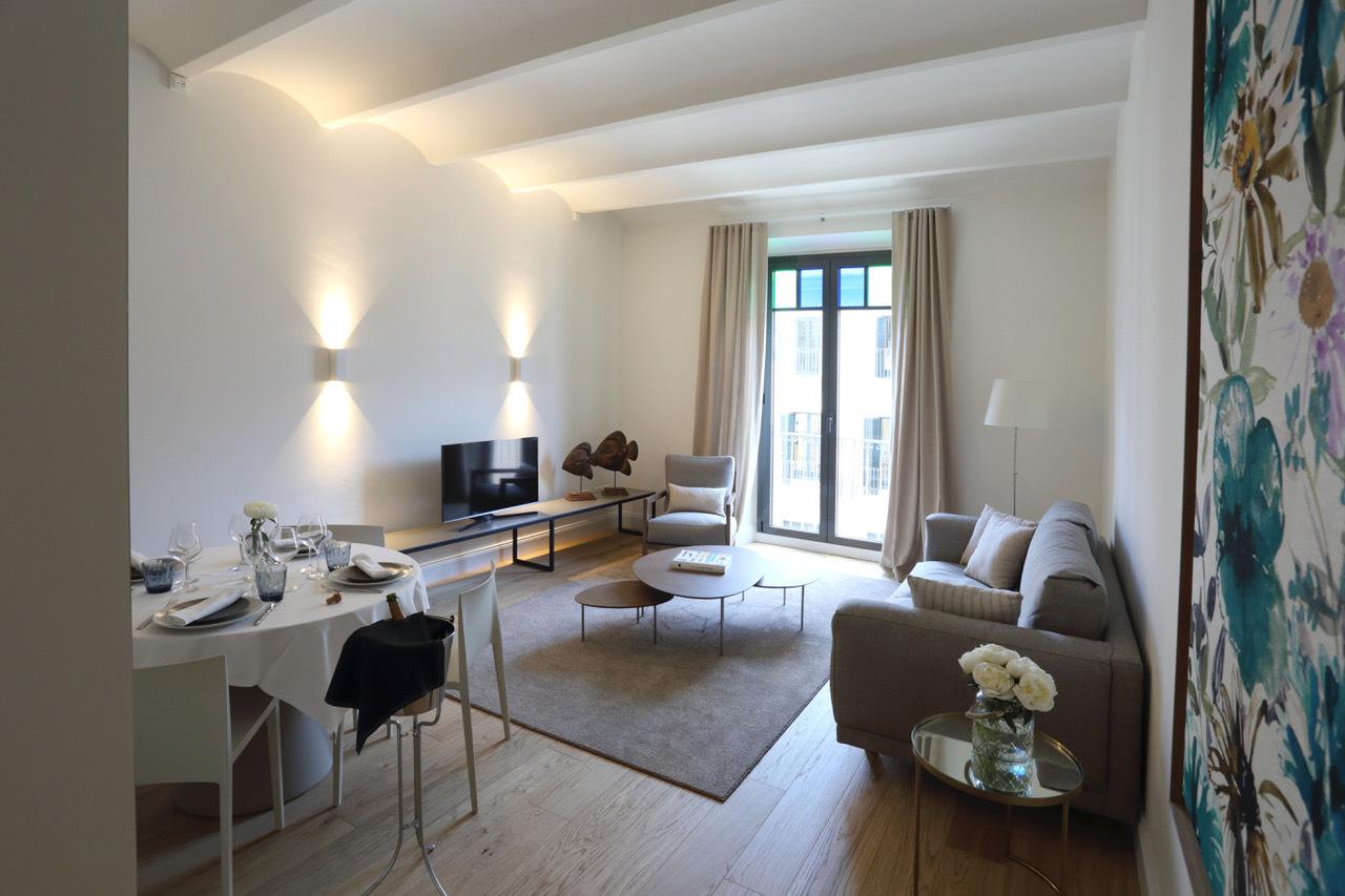 Apartaments plaça del vi
