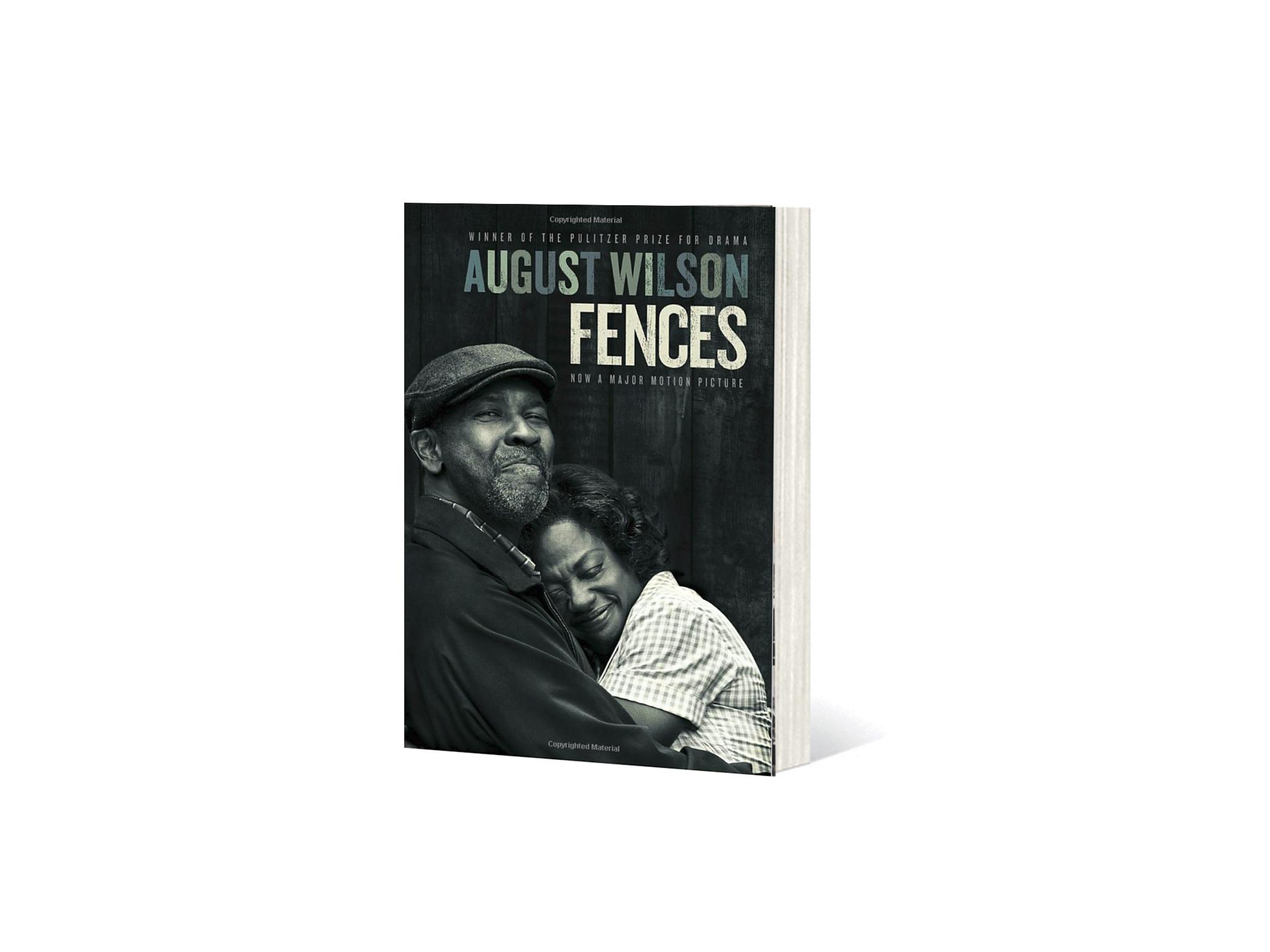 livro fences