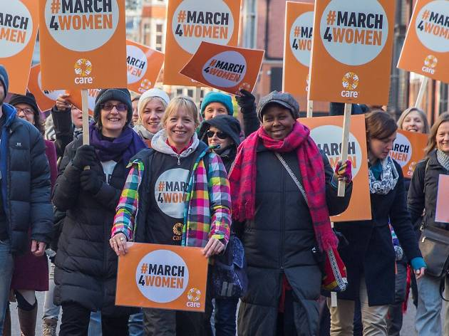 March4Women by CARE International