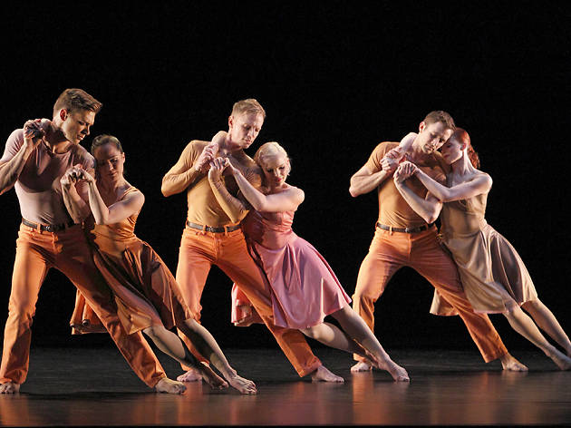 Paul Taylor American Modern Dance: Esplanade