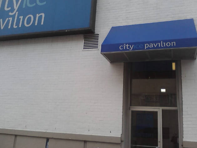 City Ice Pavilion