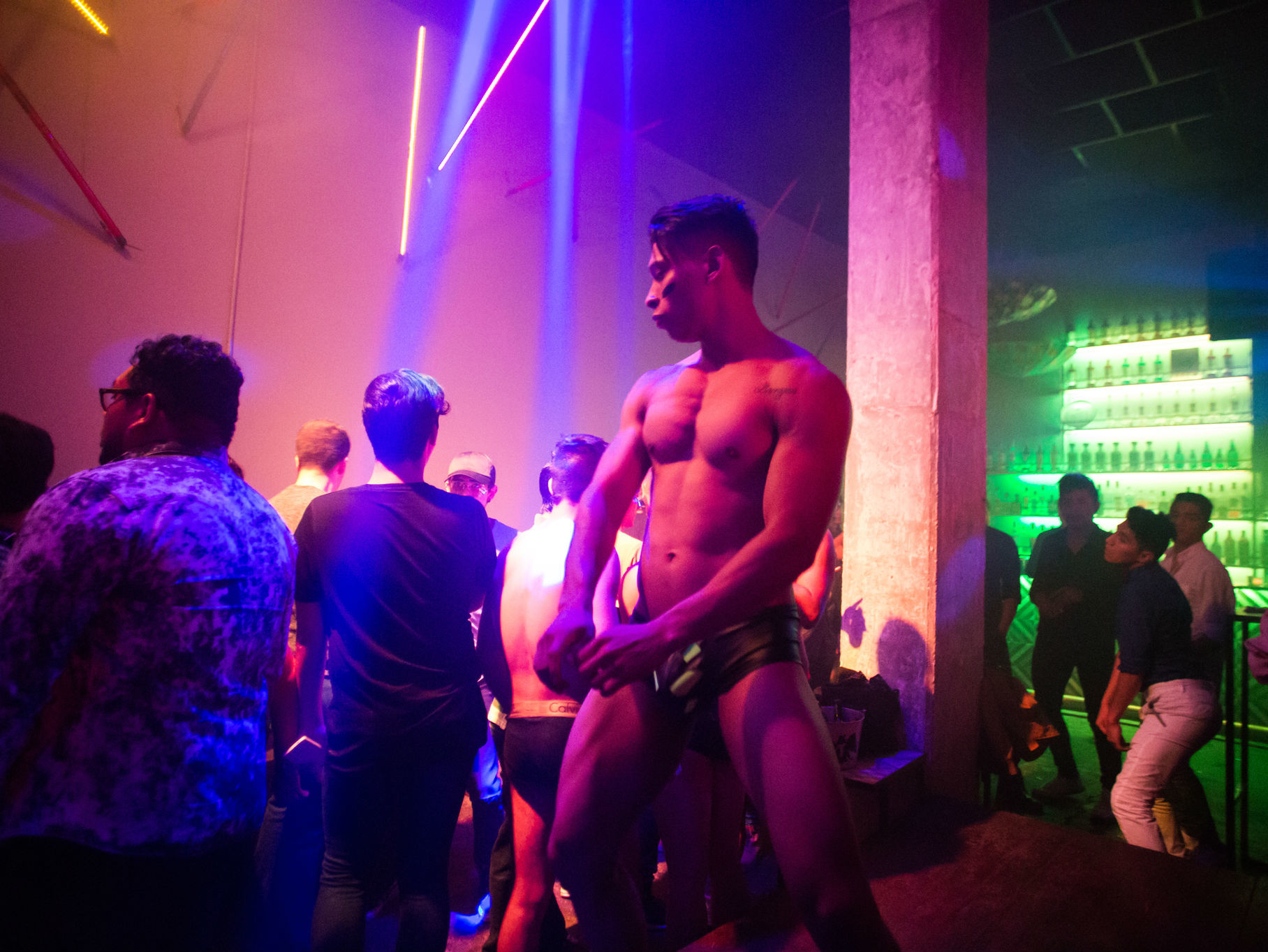 from Ernest bar city gay mexico