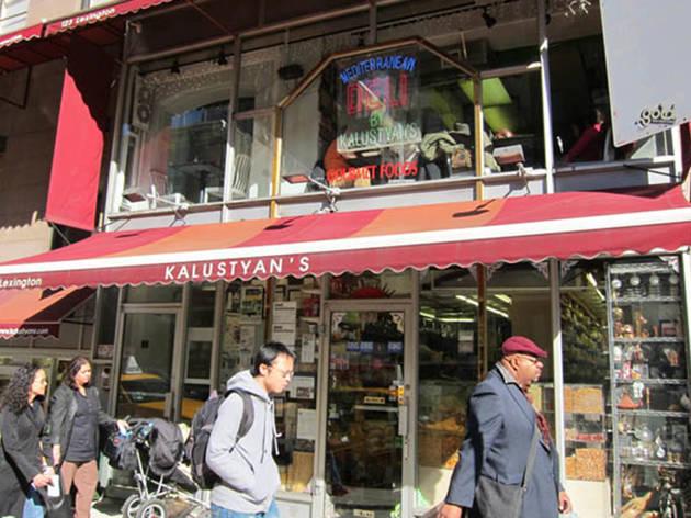 Chester A. Arthur, Kalustyan's