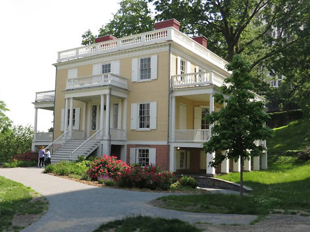 Alexander Hamilton, Hamilton Grange National Memorial