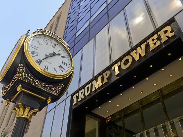 Donald Trump, Trump Tower