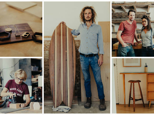Meet 6 of L.A.'s most talented woodworkers
