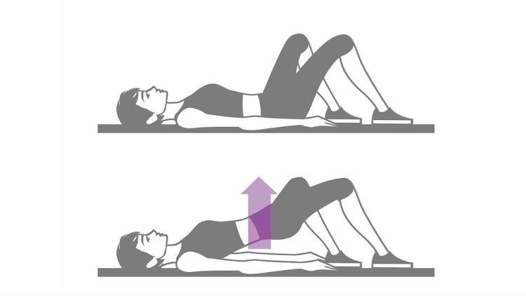 Sexercise para ellas / puente