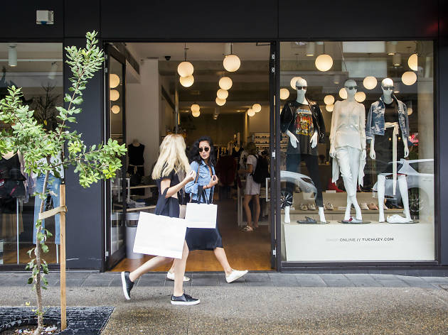 The best shopping in Bondi