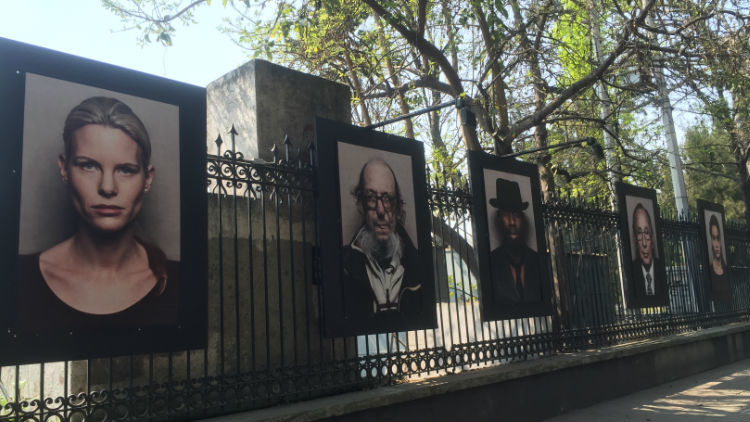 HEIMAT Alemania: Tus rostros