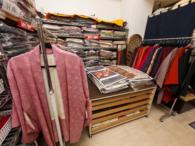 For kimono with a backstory