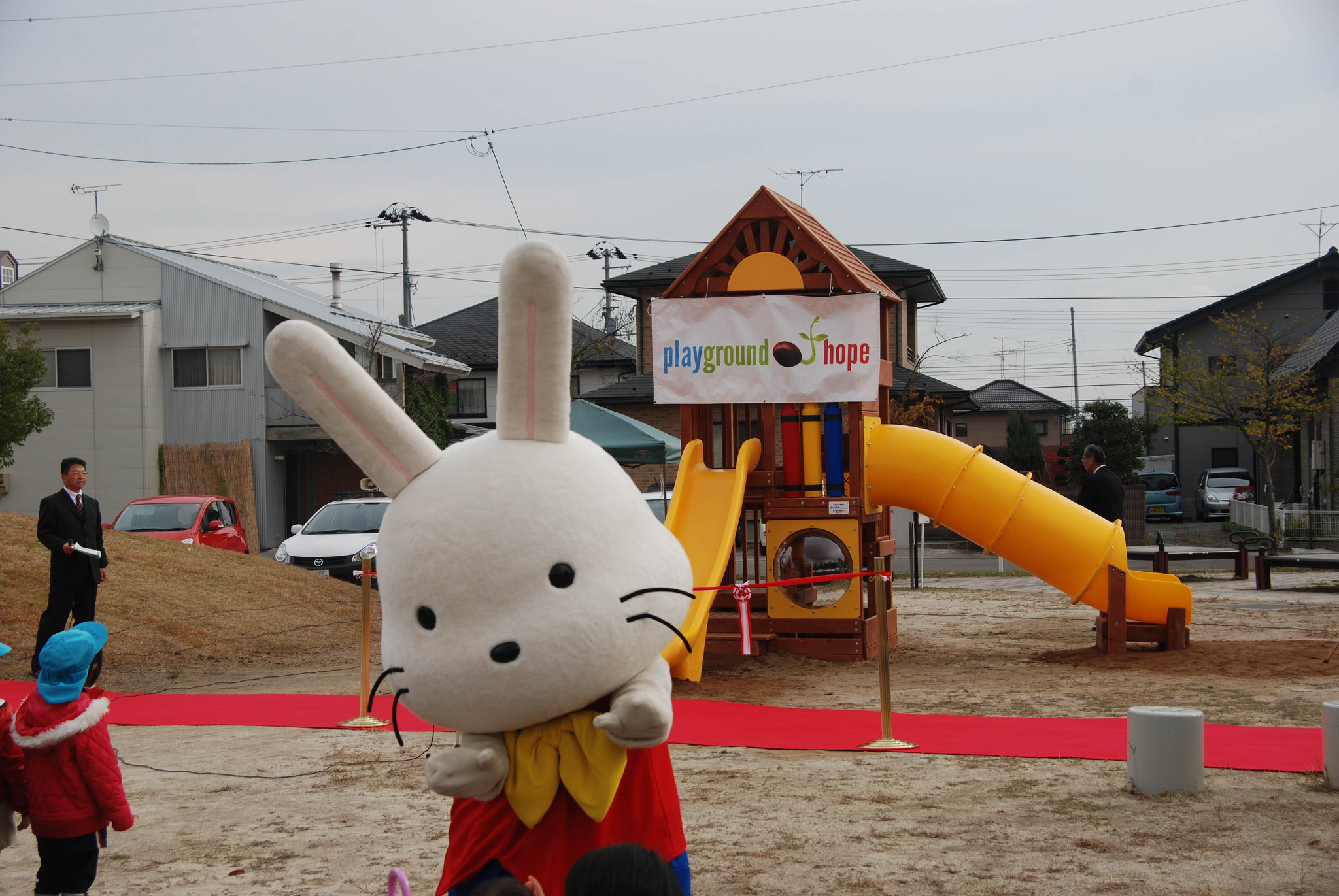 Tohoku Update: Hope swings