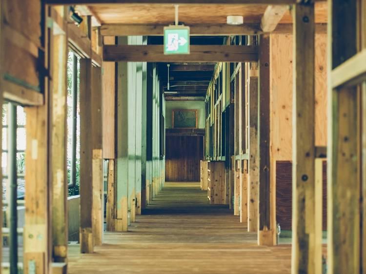 木造建築の神髄を見る。