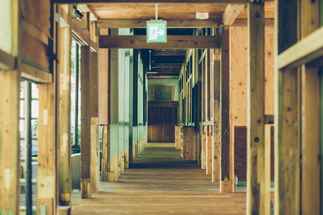 5. 木造建築の神髄を見る。