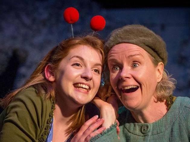Monday's Child: Barnstorm Theatre Company