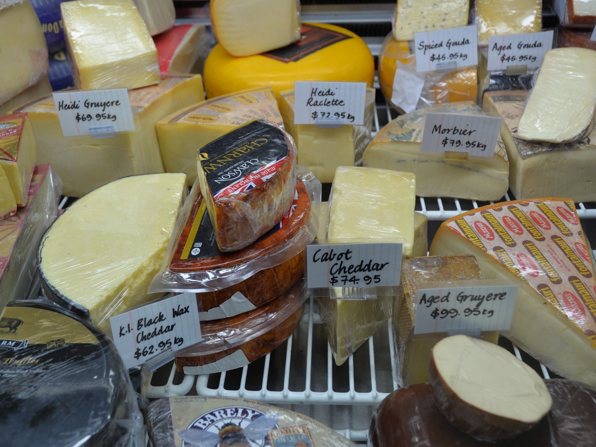 The Cheese Shop Deli