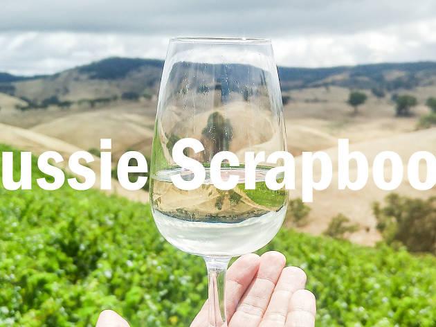 Aussie Scrapbook Jacob's Creek