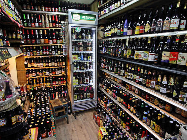 The best beer shops in Paris