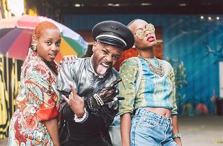 Ce week-end, c'est à la Villette que ça se passe avec le festival Afropunk