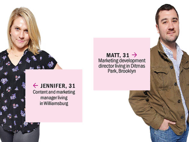 Meet the Undateables: Jennifer and Matt