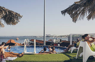 piscina do Sunset Destination Hoste
