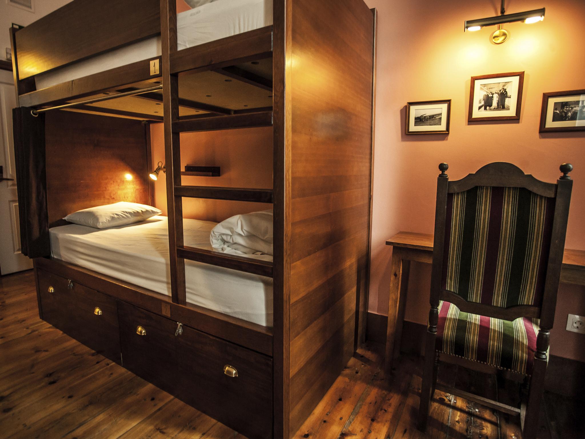 Os melhores hostels em Lisboa