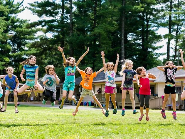 Get $1000 off camp with One Happy Camper!