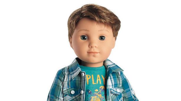 Mattel's newest American Girl doll is...a boy!