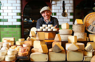 The Cheese Cellar, Spring Street Grocer