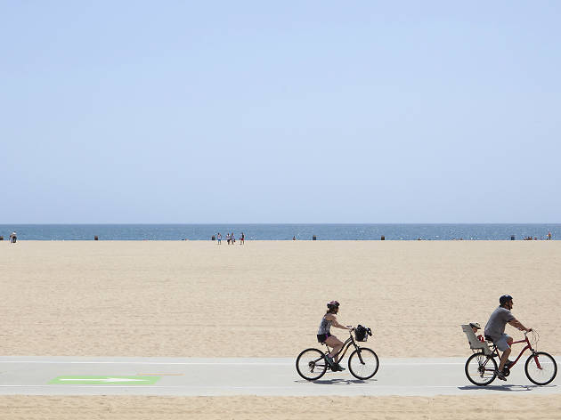 Best bike trails in Los Angeles for your next ride