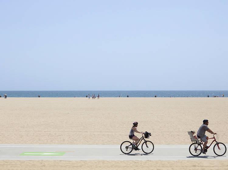 The best bike trails in L.A.
