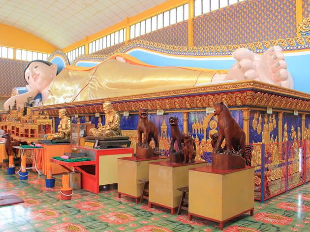 Wat Chayamangkalaram Buddhist Temple
