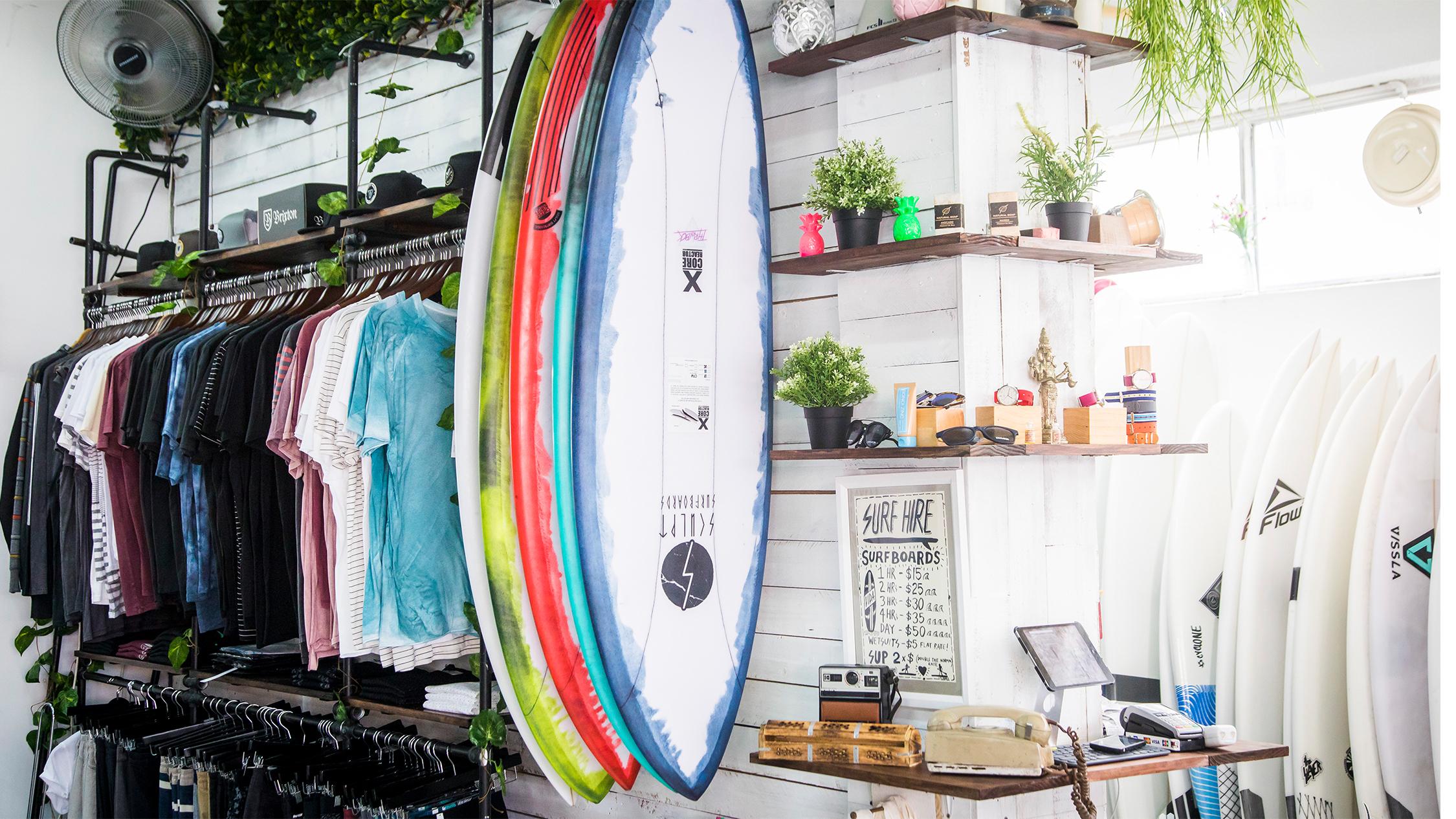 Vida Surf Store