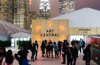 Art Central Hong Kong. Photo: © James Ambrose