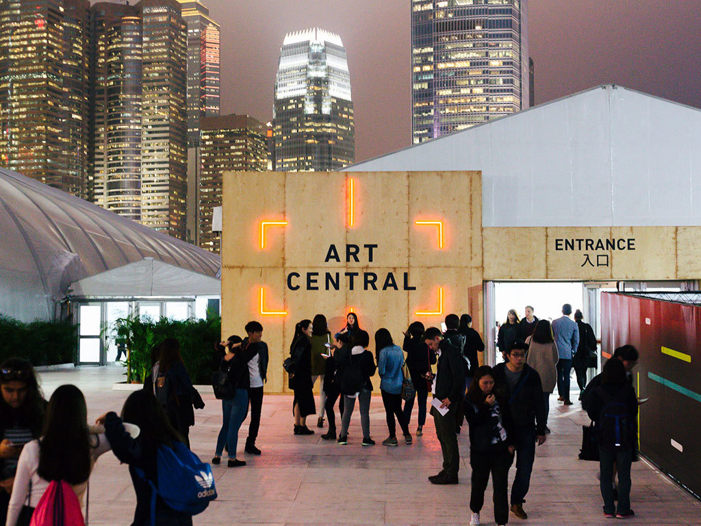 Art Central Hong Kong. Photo: © James Ambrose