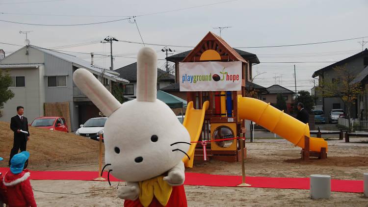 Tohoku Update: Hope swings
