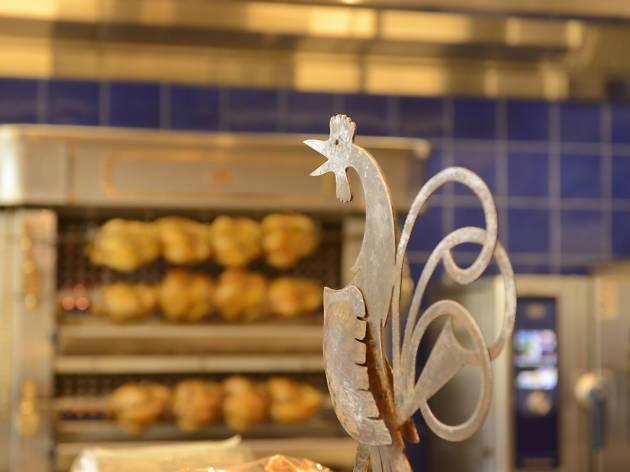 Le Poulet Brasserie Ukai