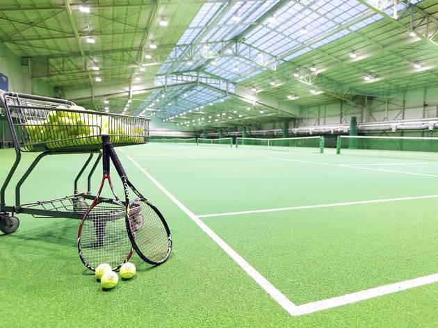 高輪テニスセンター