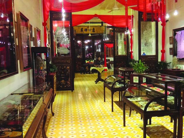 Straits Chinese Jewellery Museum
