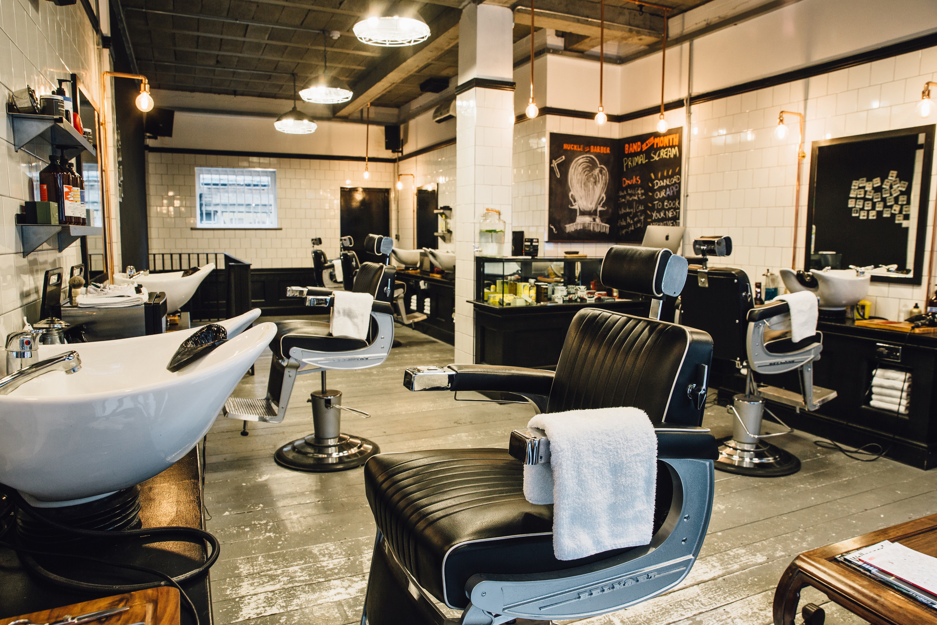 Londons Best Barbers Health Beauty Time Out London