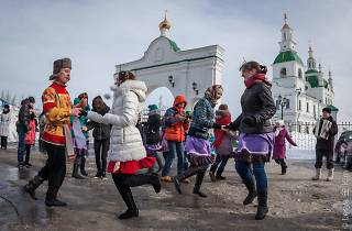 Maslenitsa: Farewell to winter