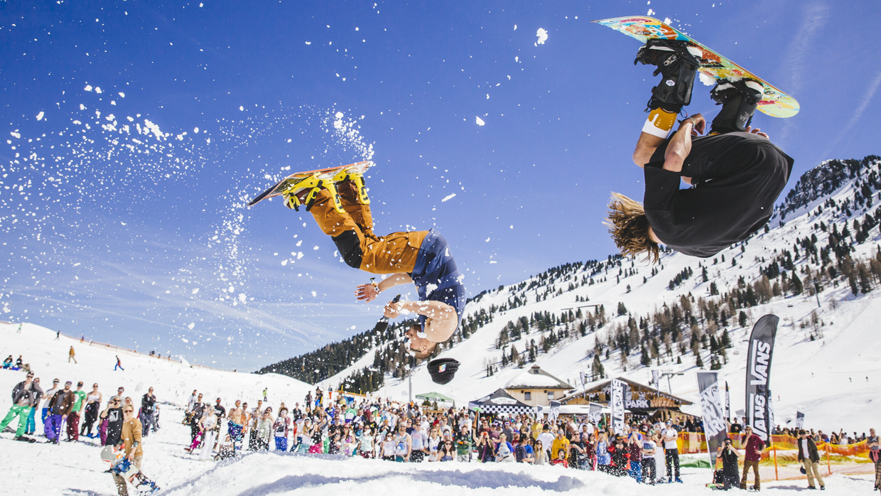 Win tickets to Snowbombing with flights included