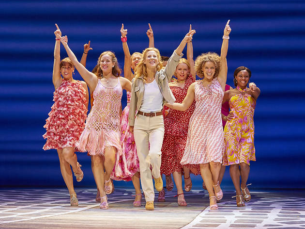 Win a night out in the West End thanks to 'MAMMA MIA!' the musical